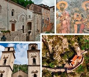 Religijske znamenitosti Kotora
