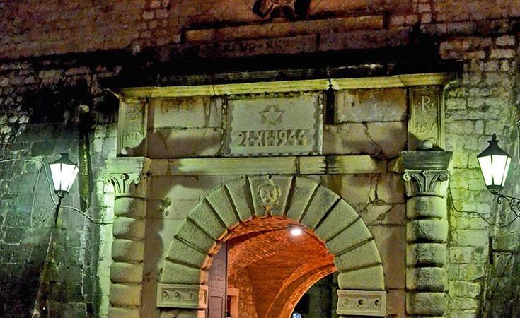 Glavna gradska vrata