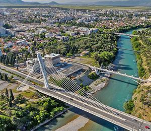 History of Podgorica