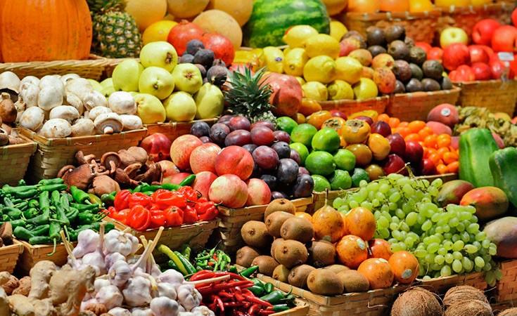 Market in Risan