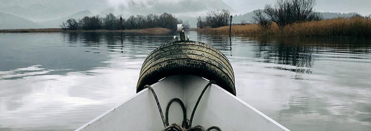 The Skadar Lake cruise