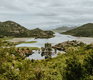 History of Skadar Lake