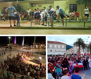 Events in Tivat