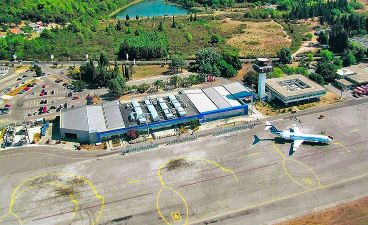 Airport Tivat