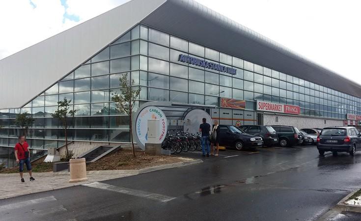 Tivat Bus Station