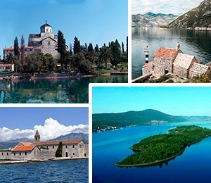 Sights in Tivat