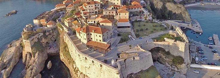 The Fortress Ulcinj