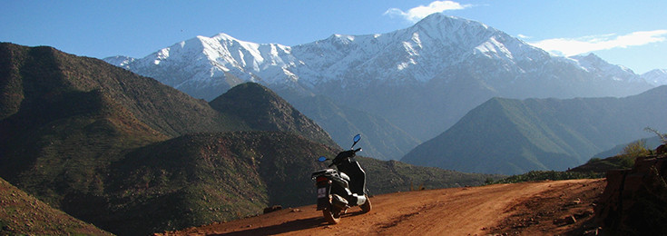The Ourika Valley
