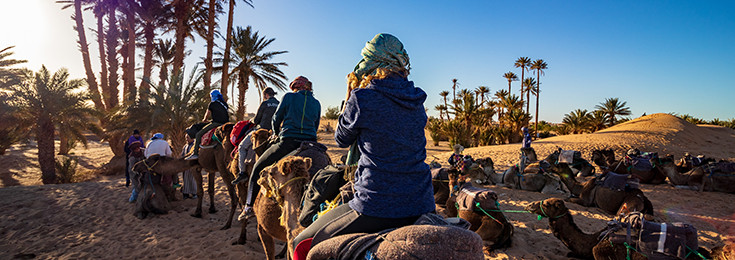 The Sahara Desert Trip