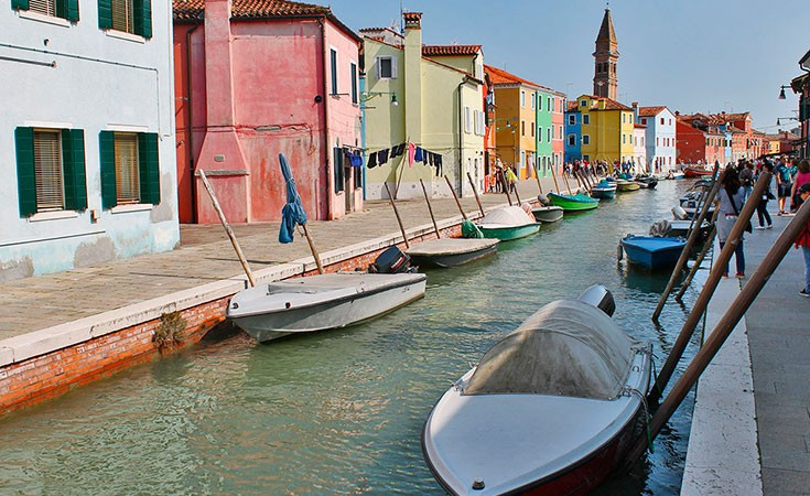 Best Islands to visit in Venice