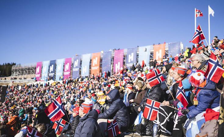 Holmenkollen skijaški festival