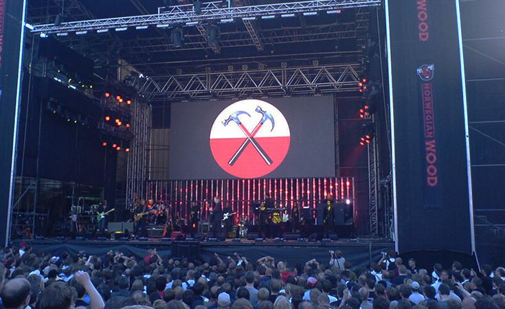 Norveški Wood festival