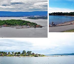 Islands in Oslo