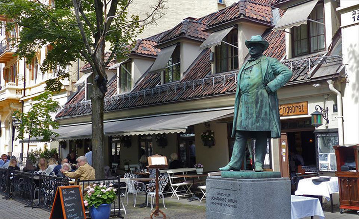 Engebret Café restoran