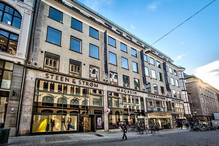 Steen i Strøm tržni centar