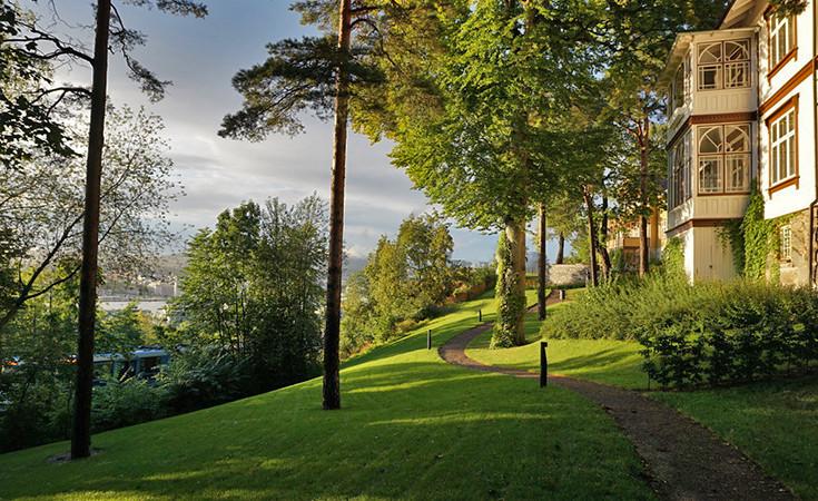Ekebergparken skulpturalni park