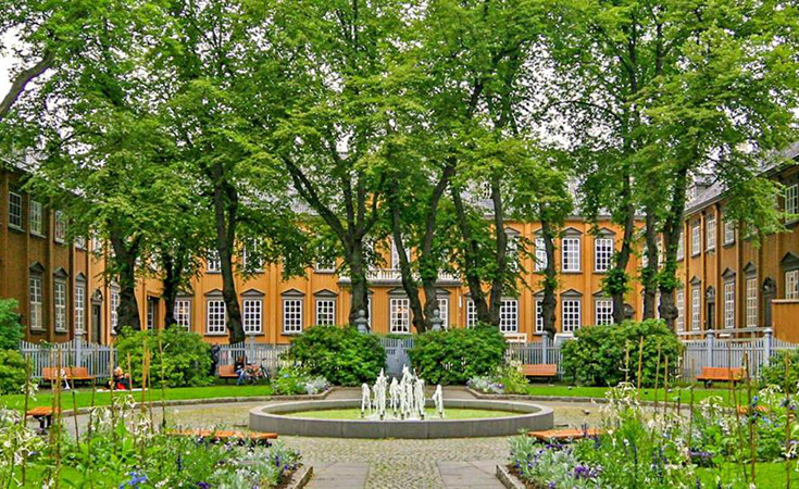 Kraljevska rezidencija Stiftsgården
