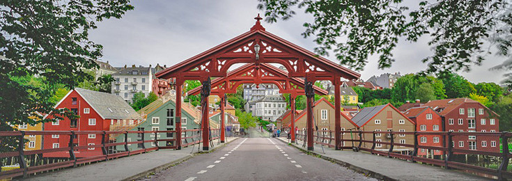 Stari gradski most - Gamle Bybro