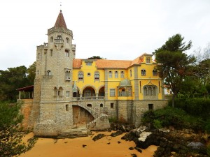 Small town of Cascais