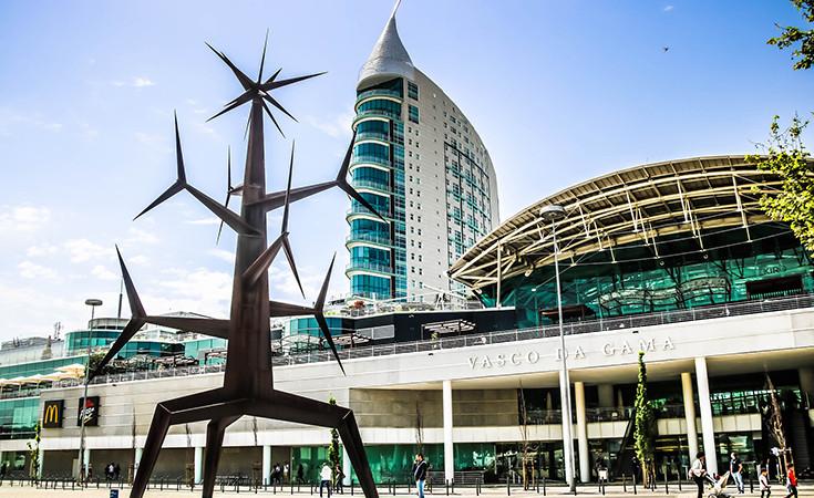 Tržni centar Vasko de Gama