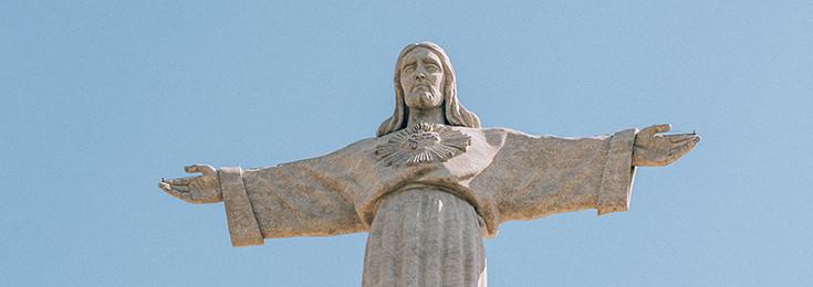Statua Hrista Kralja