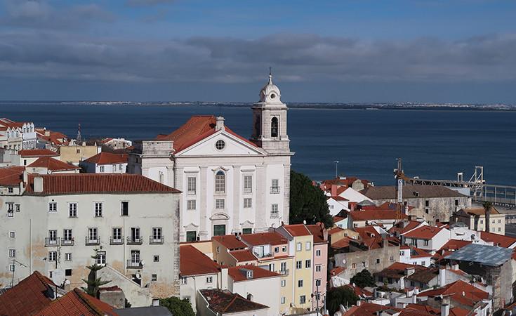 The Church of Sao Roque