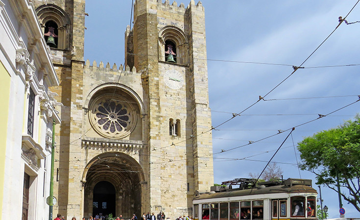 Lisabonska katedrala