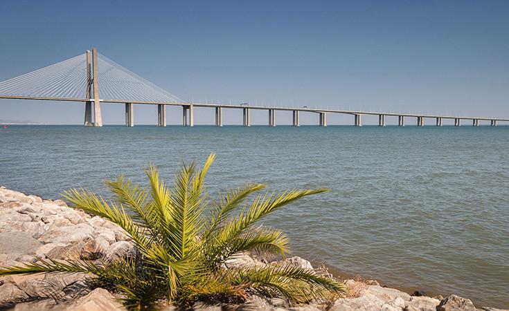 Most Vasko de Gama