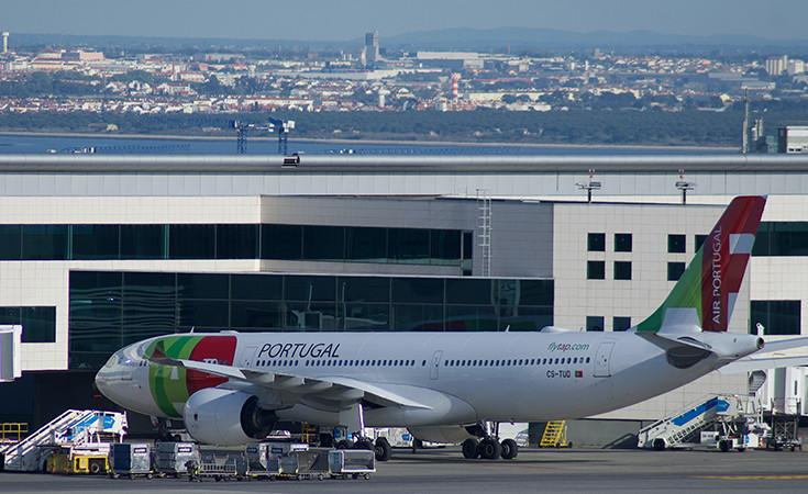 Kako do/od Lisabonskog aerodroma