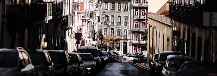 Parking in Lisbon