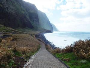 Achadas da Cruz walking trail