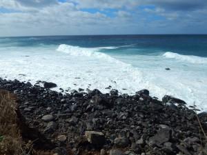 Achadas da Cruz beach