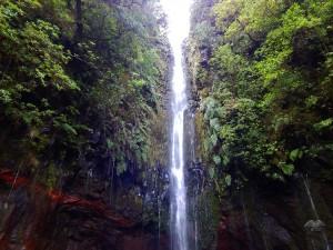 Rabacal waterfalls
