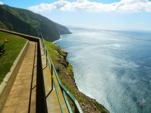 Vidikovac Punta do Pargo na ostrvu Madeira