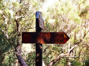 Famous Rabacal's 25 Fontes hiking trail
