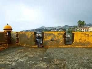 Sao Jose utvrđenje u gradu Funšal