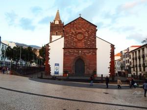 Katedrala u gradu Funšal