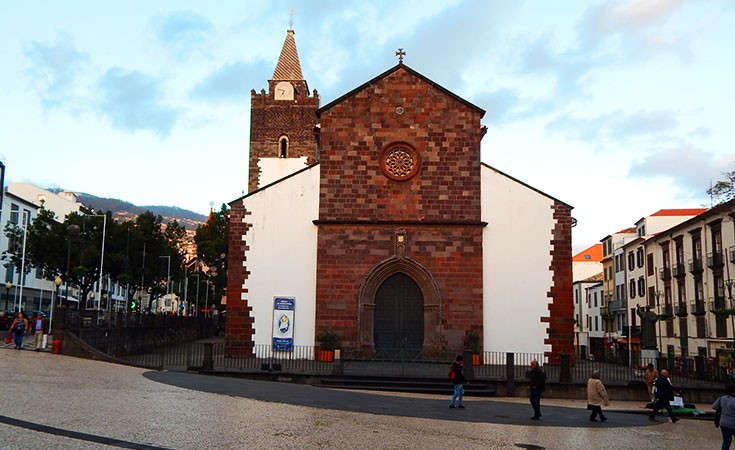 Katedrala u Funšalu