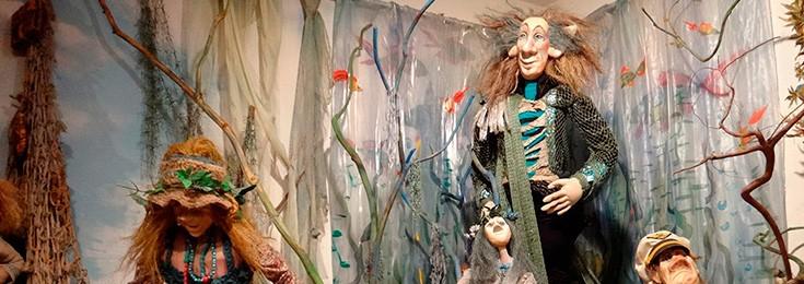 Kuća lutaka privatna umetnička galerija