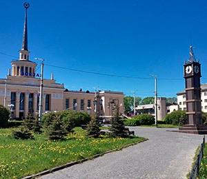 History of Petrozavodsk