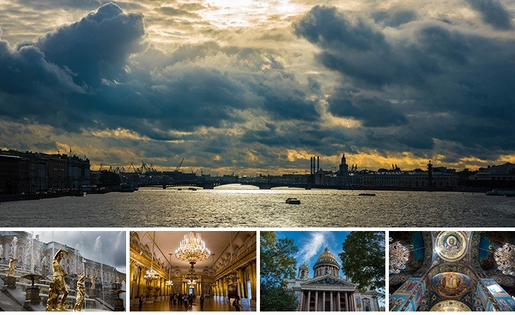 What to visit in Saint Petersburg
