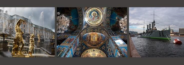 What to visit in Saint Petersburg