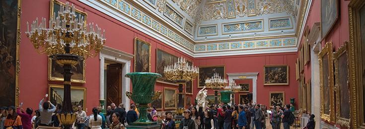 Ermitaž muzej u Sankt Peterburgu