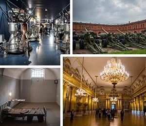 Museums in Saint Petersburg