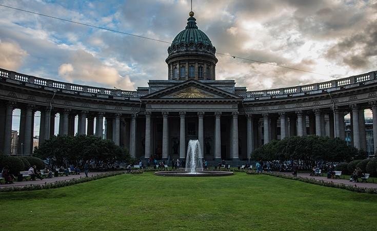Kazanjski sabor u Sankt Peterburgu