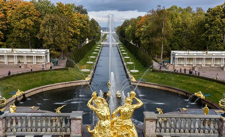 Peterhof carska palata