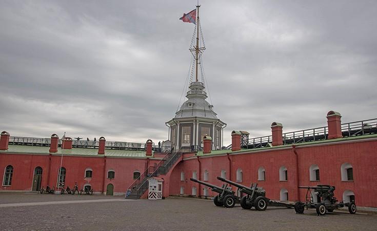 Petropavlovska tvrđava