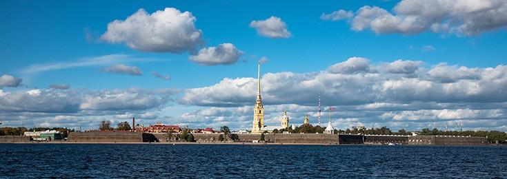 Petropavlovsk fortress