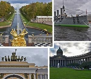 Slike Sankt Peterburga