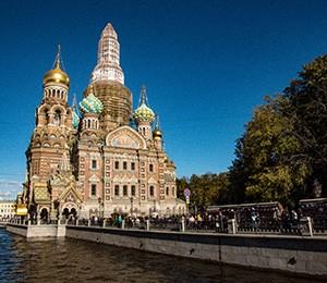 History of Saint Petersburg